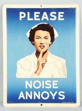 noisy hospitals